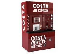 Intense PCs drive Costa's immersive coffee shop experience