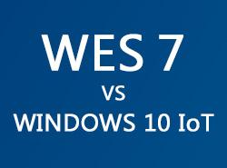Comparing Windows Embedded Standard 7 & Windows 10 IoT Enterprise LTSB